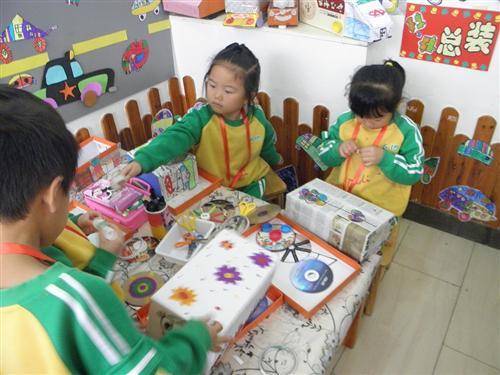 幼儿园区域门诊医院布置