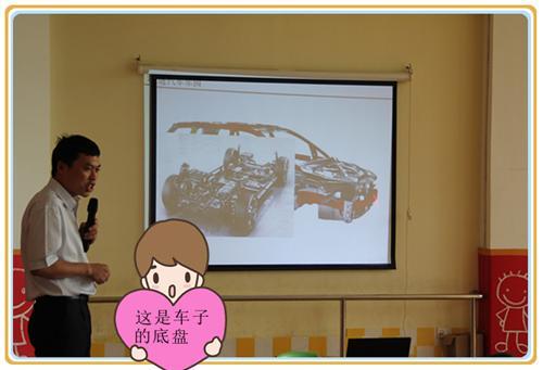 幼儿园中班创意美术小汽车